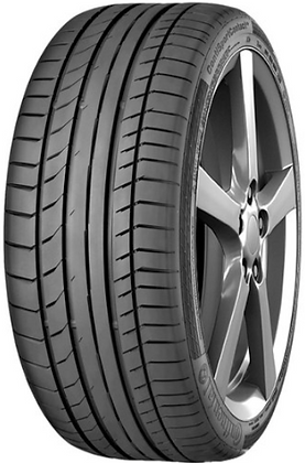 Continental ContiSportContact 5 91W MO - 225/45 R17