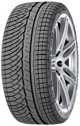 Michelin Pilot Alpin PA4 93V - 215/45 R18
