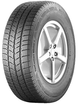 Continental VanContactWinter 106/104R - 205/70 R15