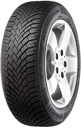 Continental WinterContact TS860 81H - 185/50 R16