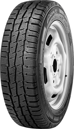 Michelin Agilis Alpin 104/102R C - 185/75 R16