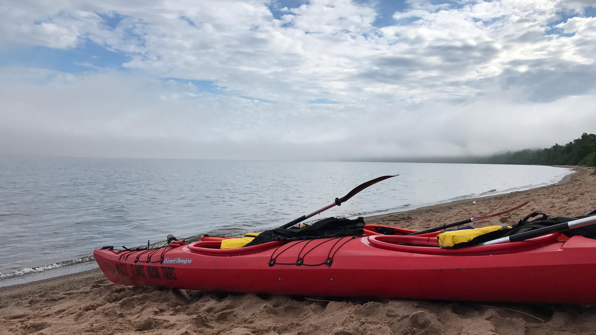 Kayaks on the Beach.jpg