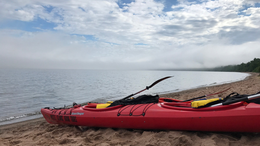 Kayaks on the Beach.jpg