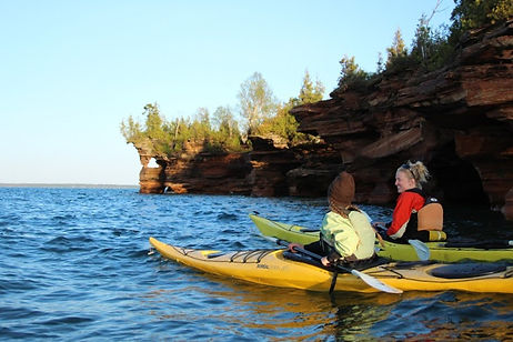 Apostle Island Kayaking Tours | Whitecap Kayaking
