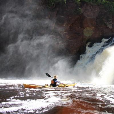 Saxon Falls