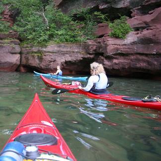 Sea Caves Paddle