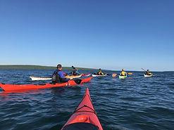 ACA Costal Kayaking Certificaton