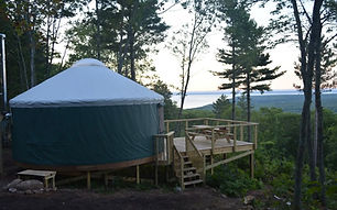 Bayfield, Wisconsin Yurt
