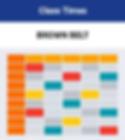 6 Brown Belt Timetable.PNG