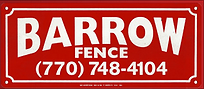 Barrow, Fence, Cedartown, Georgia, commercial, residential, farm, security, chainlink, ornamental, brick, decks, patio, steel, wood, barb wire, gates,aluminum