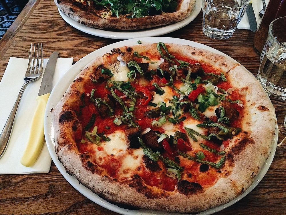 theselostsouls | Food Series: Pizzeria NO. 900