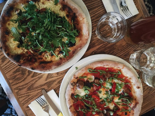 Food Series: Pizzeria NO. 900