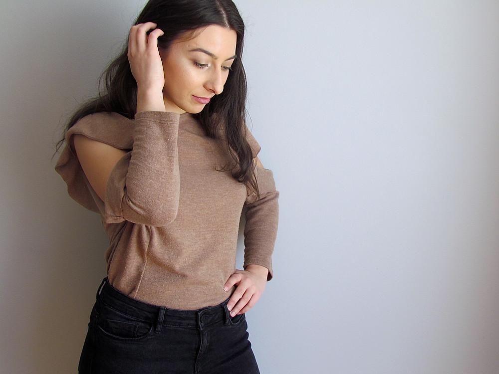 theselostsouls | Trend: Ruffle it Up | Ruffle Sweaters