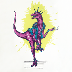 Punk-raptor