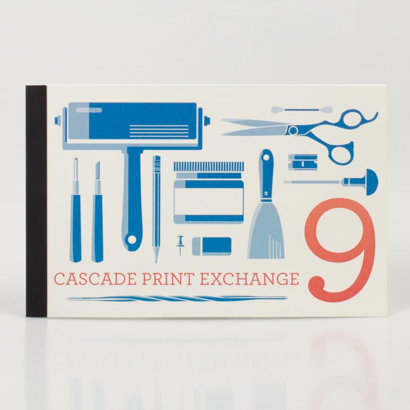 Cascade Print Exchange 9 Booklet