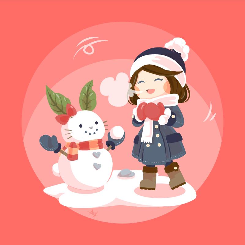 Aly Snow Bunny