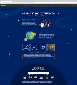 Stop Asteroid Threats