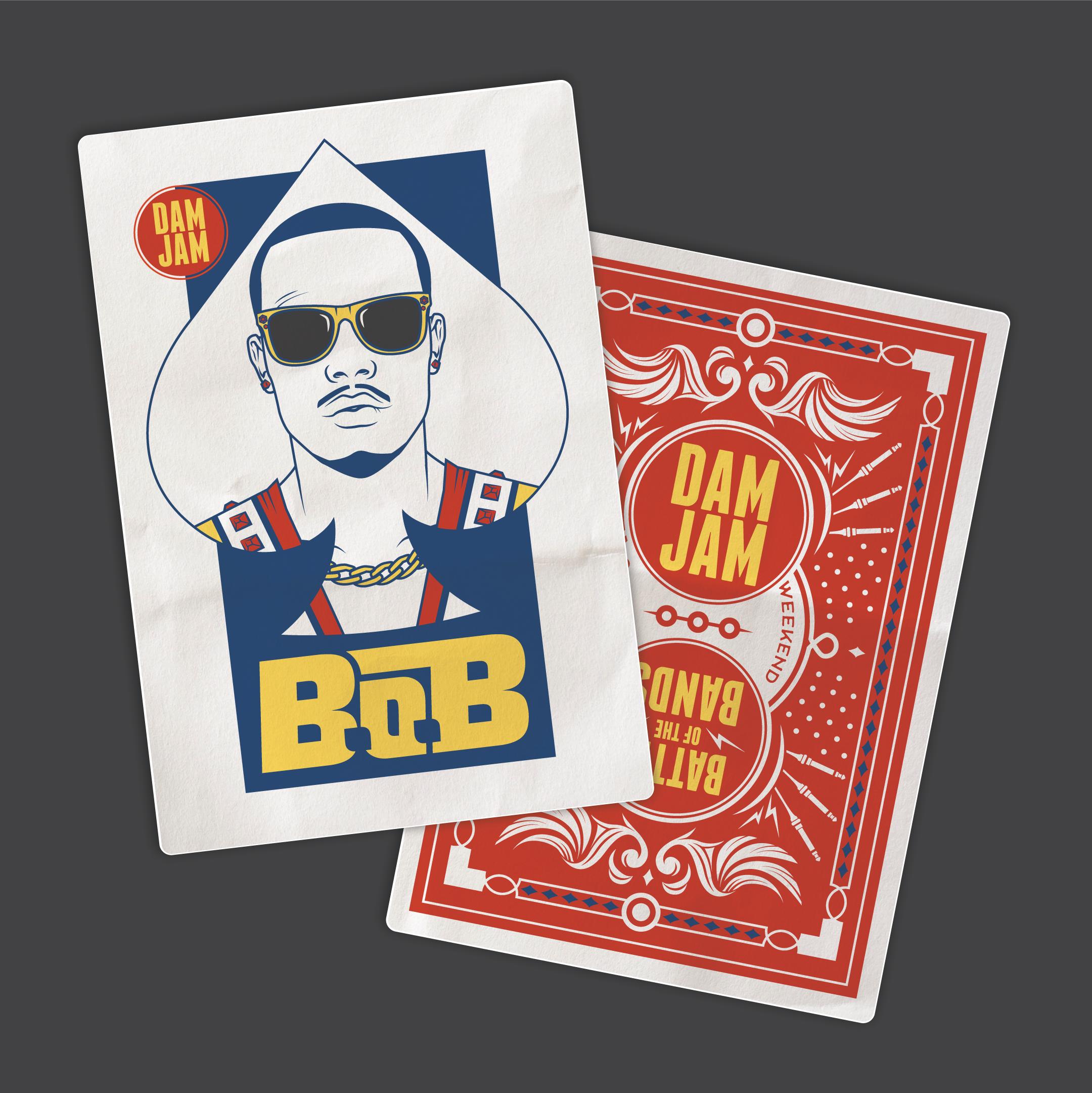 B.O.B Headliner
