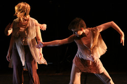 photo by Steven Schreiber, choreography by Sarah Council