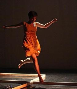 choreography by Megan Harrold