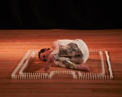 photo by Eric Bandiero, choreography by Melissa Brading