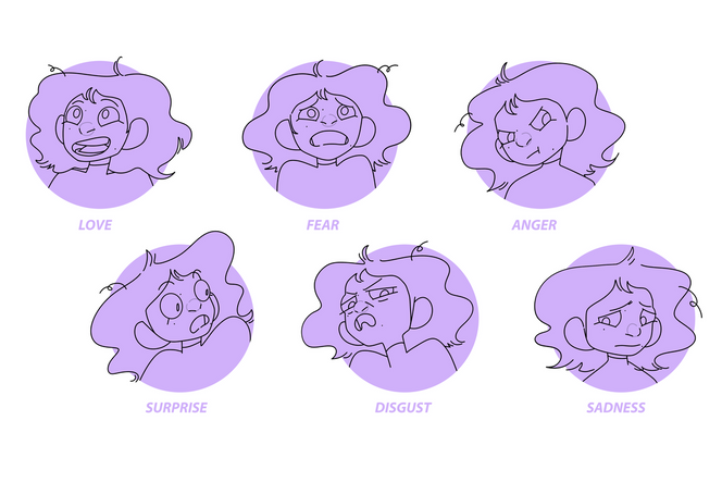 Kite Expressions Concept