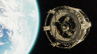 IXION combines city building, survival elements and exploration, into a thrilling space opera as players explore the stars.