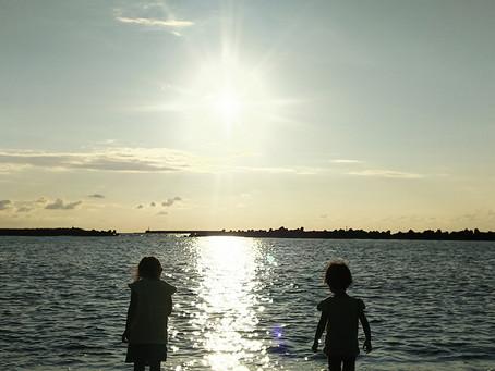 海のある暮らし