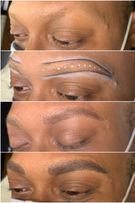 Before & After Guy Brows