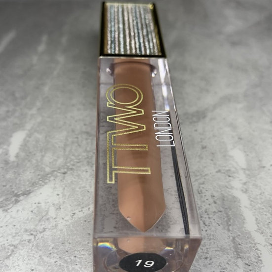 Naomi, Nude, glossy, high pigmented Lip gloss #19