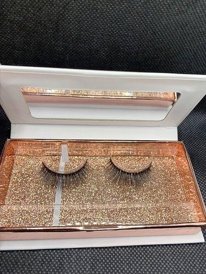 Angel eyes 3D #00 reusable, luxury mink eyelashes