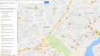 Cartes Interactive à Rosemère