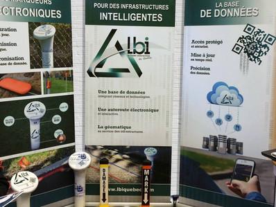 LBI présent aux assises de l'UMQ / LBI present at the last UMQ'S convention