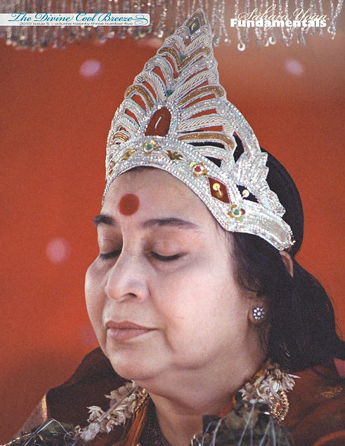 THE FUNDMENTALS OF SAHAJA YOGA