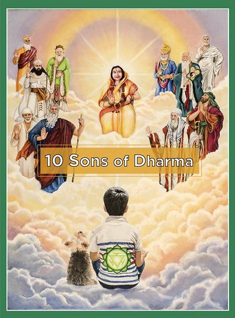 10 SONS OF DHARMA