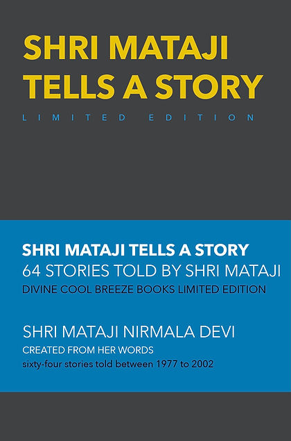 SHRI MATAJI TELLS A STORY limited edition