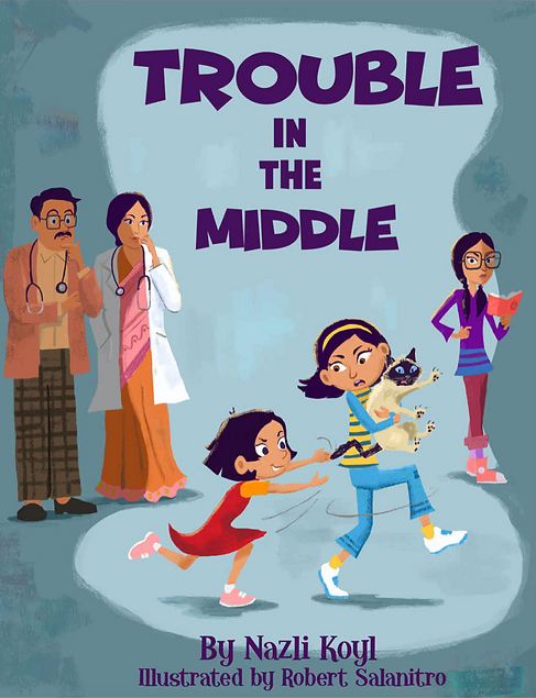 TROUBLE IN THE MIDDLE