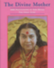 "Photographs of Shri Mataji Nirmala Devi from the book ""The Divine Mother"""