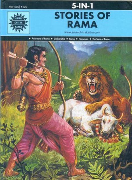 STORIES OF RAMA
