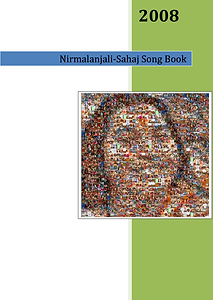 NIRMALANJALI-SAHAJ SONG BOOK