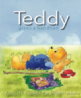 Teddy Gives a Bandhan cover.jpg