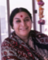 Photographs of Shri Mataji Nirmala Devi presented by year