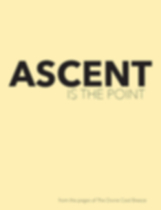 ASCENT IS THE POINT front cover.png