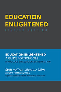 EDUCATION ENLIGHTENED limited edition