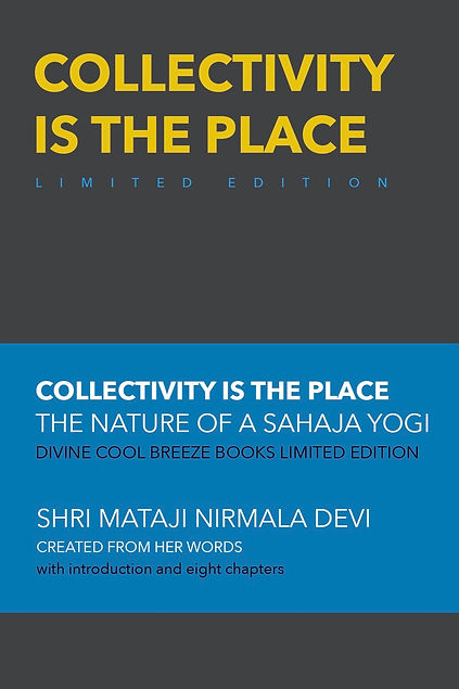 COLLECTIVITY IS THE PLACE limited edition