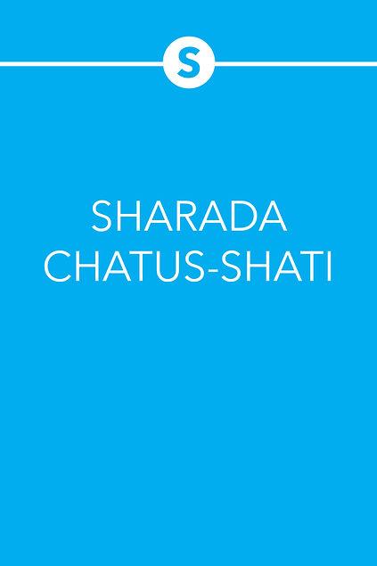 SHARADA CHATUS-SHATI