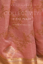 COLLECTIVITY IS THE PLACE display cover.