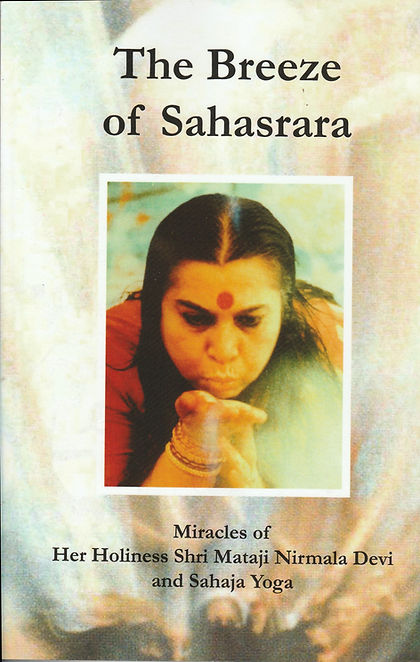 THE BREEZE OF THE SAHASRARA