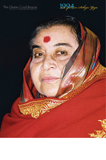 ONE YEAR IN SAHAJA YOGA: 1994