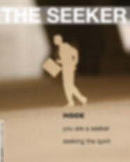 The Seeker magazine